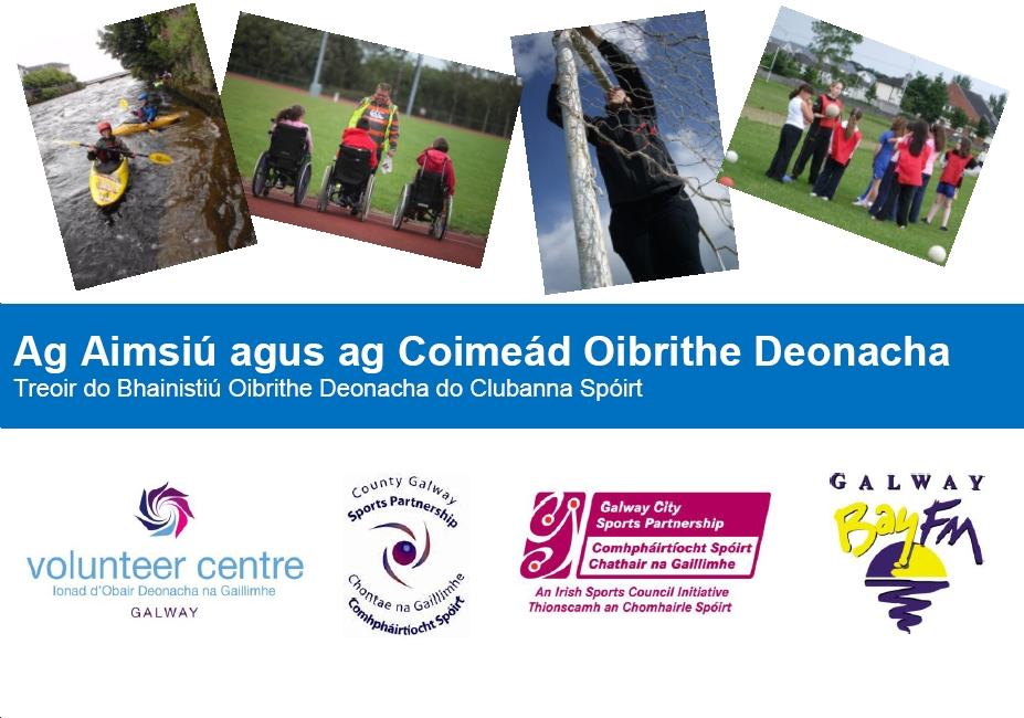 Finding and Keeping Sports Gaeilge